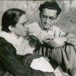 Saadat Hasan Manto With His Wife Safia