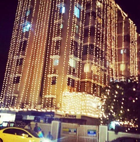 Salman Khan S Galaxy Apartment