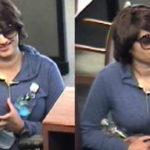Sandeep Kaur Caught in a Camera While Robbing a Bank