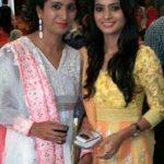 Sharmin Kazi with sister