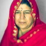 Shri Mridul Krishna Shastri's Wife Vandana Goswami