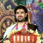 Shri Mridul Krishna Shastri's Son- Sri Gaurav Krishanaji