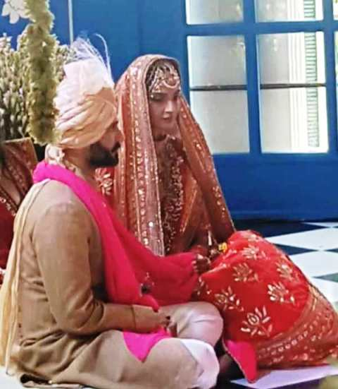 Sonam Kapoor and Anand Ahuja marriage rituals