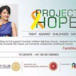 Tanishka Kapoor - Project Hope