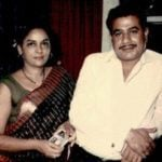 Urmila Sial Kapoor with her husband Charanjit Sial