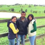 Yuzvendra Chahal with his sisters
