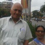 Anup Upadhyay Parents