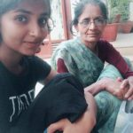 Anupama Gowda sister and mother