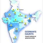 Asaram Bapu ashrams in India