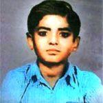 Asaram Bapu childhood pic