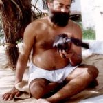 Asaram Bapu in early days as a preacher
