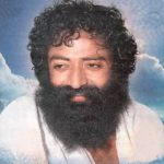 Asaram Bapu in younger days