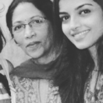 Ashna Zaveri Mother