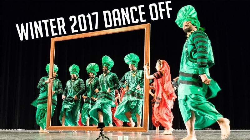 Bhangra Empire 2017 Dance Class Dance Off