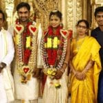 Brahmanandam Family