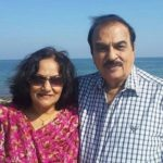 Chaitanya Choudhry parents