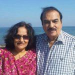 Chaitanya Choudhry parents