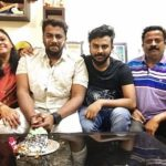 Chandan Shetty with family