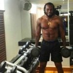 Chris Gayle Workout And Diet Routine