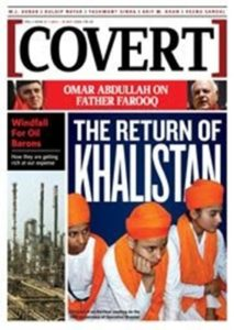 Covert Magazine Launched By M J Akbar
