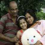 Ditipriya Roy parents