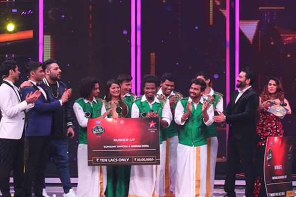 Euphony First Runner-up of Dil hai Hindustani