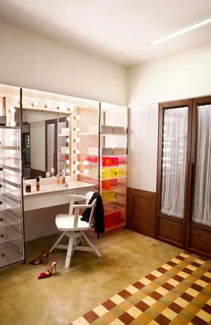 Alia Bhatt Dressing Room