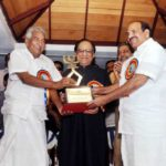 Ghulam Ali Honoured With Swaralaya Global Legend Award