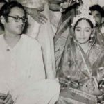 Guru Dutt With His Wife Geeta Dutt During His Marriage