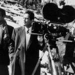 Guru Dutt With legendary Cinematographer V K Murthy (Right)