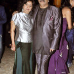 Hariharan With His Wife