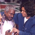Ilaiyaraaja With A. R. Rahman