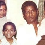 Ilaiyaraaja With His Family