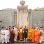 Jaggi Vasudev With Leaders of Different Religions