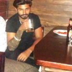 Karan Raj Sharma drink alcohol