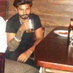 Karan Raj Sharma drink alcohol