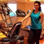Lekha Prajapati a fitness freak