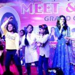 Madhu Priya did stage shows