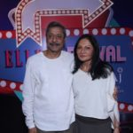 Madhu Trehan With Her Husband Naresh Trehan