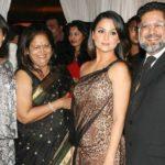 Amrita Arora Family