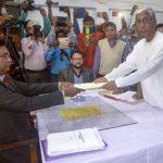 Manik Sarkar Affidavit
