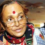 Manik Sarkar Wife Panchali Bhattacharya