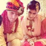 Mashoom Singha marriage picture