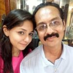 Minoli Nandwana with Father
