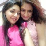 Minoli Nandwana with mother