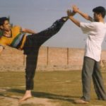 Mir Sarwar- Kick Boxing