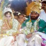 Narayan Sai With His Wife