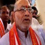 Heeraben Modi's son Prahlad