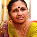 Heeraben Modi's daughter Vasantiben Hasmukhlal Modi