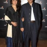 Neena Gupta with Vivek Mehra